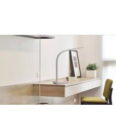 Abajur Led - 16.7w  Areia Branca - Mesa Escrivaninha Design